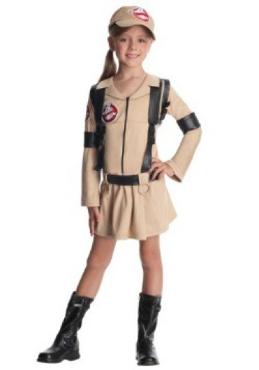 Training Wheels for Sexy Ghostbuster