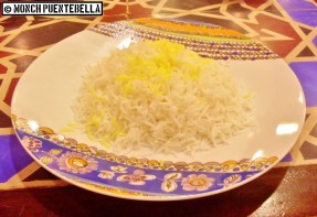 Basmati Rice (P138): This long-grain variant is a staple in the Middle East, but it's less moist than your regular rice grains.