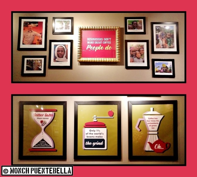 There's more to Costa Coffee than the concoctions they make, as seen in these frames.