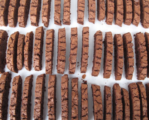 Chocolate Espresso Biscotti