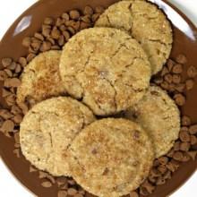 Cinnamon Dream Cookies- Bite through the crunchy sugar coating to the dreamy cinnamon cookie inside!
