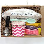 Cake Mix Mug Cake The Monday Box