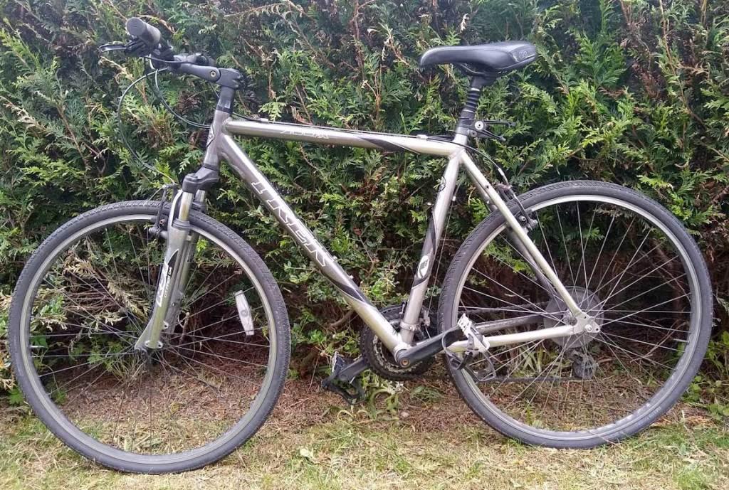 Selling a Trek 7100 FX Hybrid Bike
