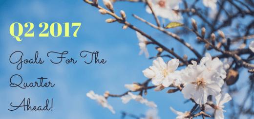 Q2 2017 Financial Goals