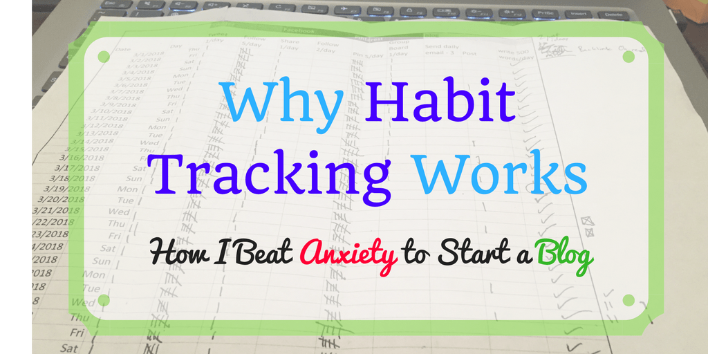 why habit tracking works the money lode