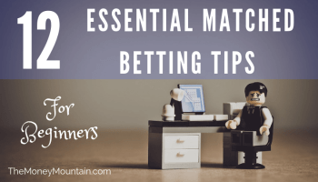 Gnoming matched betting scam straight up betting lines