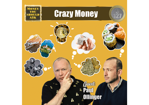 Crazy Money. Paul Ollinger