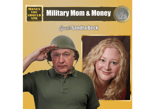 Military Mom & Money. Sandra Beck