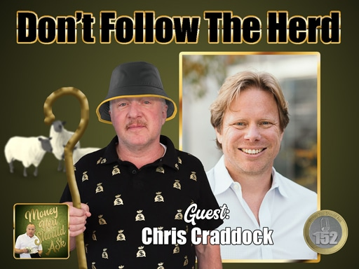 Don't Follow The Herd. Chris Craddock