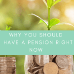 Why you should have a Pension right now