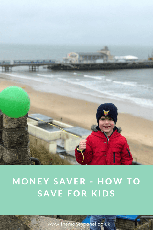 money saver - how to save for kids