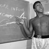 Muhammad Ali – Don't count the days; make the days count.