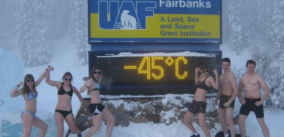 It's Cold Outside – Time For A Run!