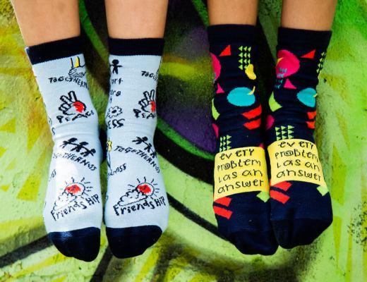 Socky Wocky socks