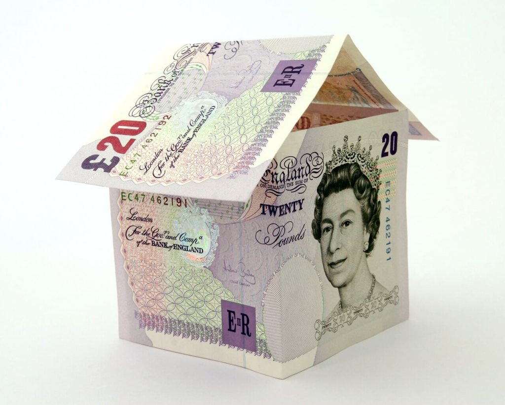 House made of cash - for equity release