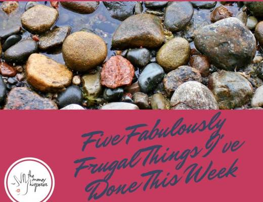 Fab frugal things post 2