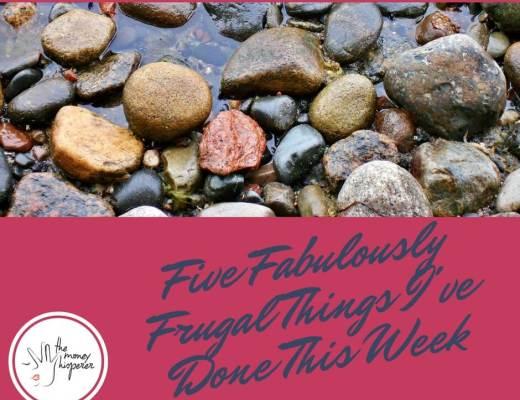 Fab frugal things post 2