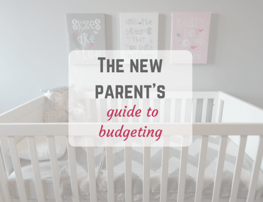 The new parent's guide to budgeting feature image