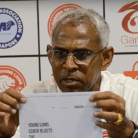 Vincent Subramaniam fires at Singapore football as he leaves FAS.