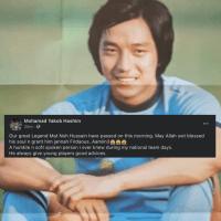 Legendary 1970s Lions midfielder Mat Noh dies after heart attack.