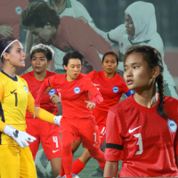 1-0 loss to Indonesia, but still all to play for.