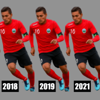 This Timor Leste player was 22 in 2018 but he will be in Singapore for the U23 Asian Cup qualifiers.