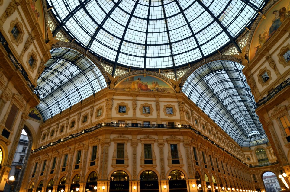 Milan – The Golden City
