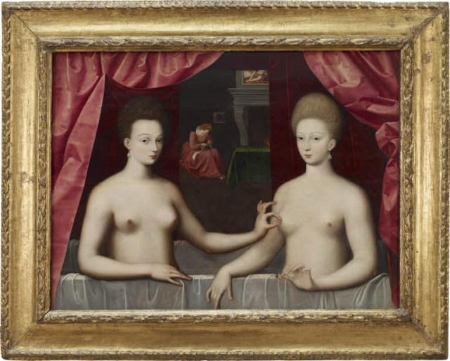 louvre-portrait-presume-gabrielle-destrees