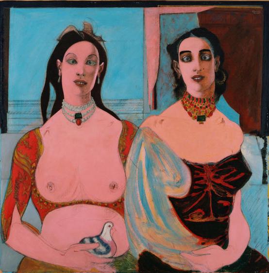Two Sisters_John Graham_1944