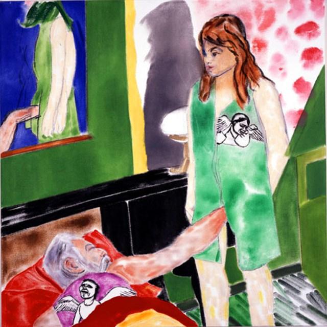 R. B. Kitaj, No. 22, 2002