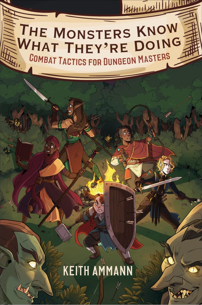 The Monsters Know What They're Doing: Combat Tactics for Dungeon Masters
