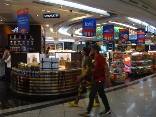 delhi airport consumers