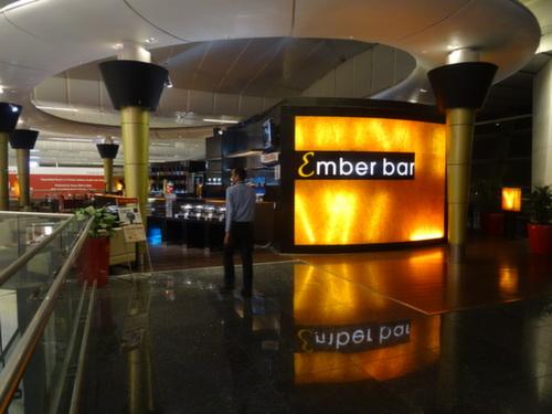 delhi airport ember bar