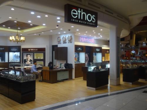 delhi airport ethos