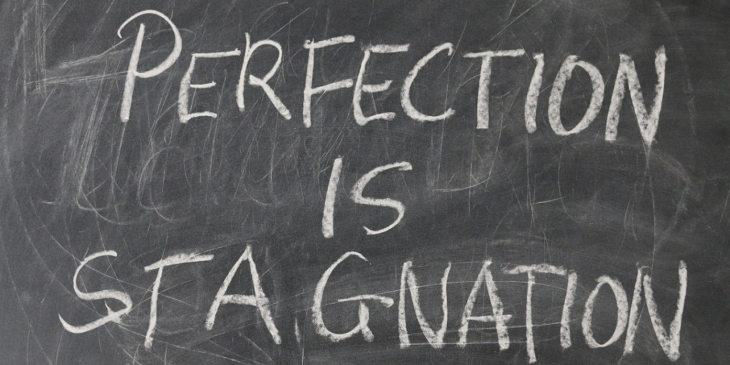 Perfectionism and anxiety