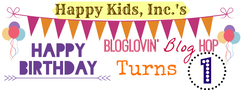 Bloglovin Blog Hop #53 & Giveaway!
