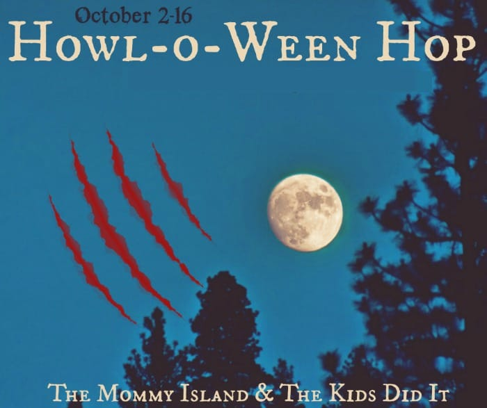 Howl-O-Ween Giveaway Hop + Amazon Gift Card!