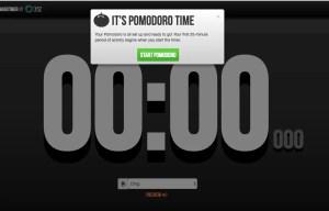 Pomodoro Timer 1