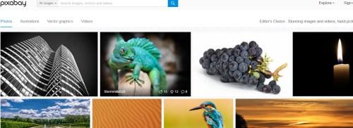 Pixabay Editors Choice