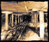Kentucky Mine Tunnel