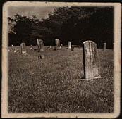Nut Devil Cemetery