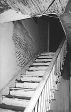 Haunted House Stairs
