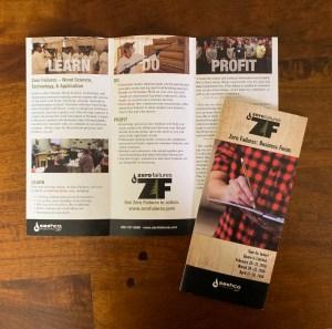 Zero Failures Seminar Brochures