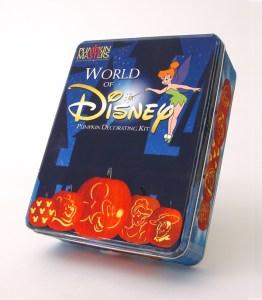 World of Disney Pumpkin Carving Kit