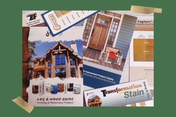 Sashco Log Homes and Home Improvement Products