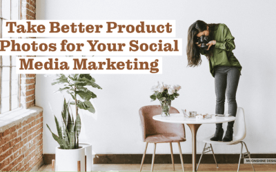 Take Better Product Photography for Your Social Media Marketing