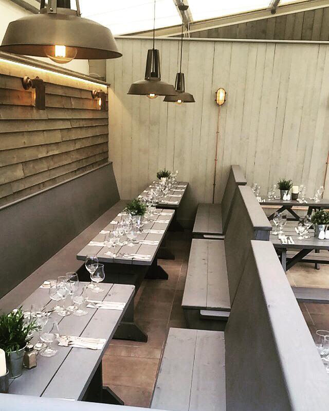 Courtyard Bar in The Moorings Dungarvan