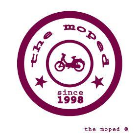 The Moped camisetas motero vintage