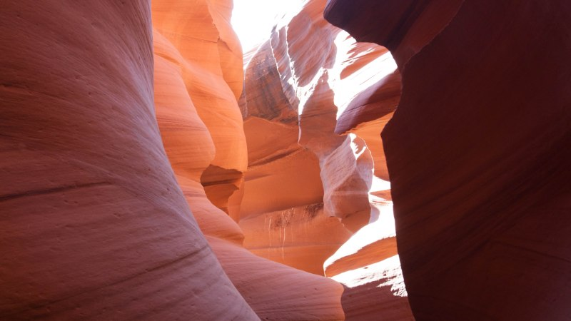 The Beauty Of Antelope Canyon