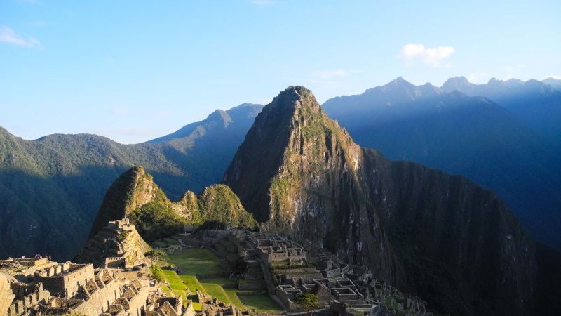 Here's What You're Missing at Machu Picchu